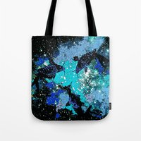 koi Tote Bags featuring Koi  by Saundra Myles