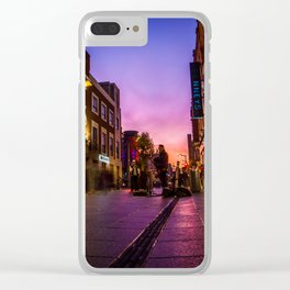 Many Forms of Art Clear iPhone Case