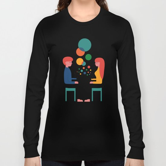 Soul Communication Long Sleeve T-shirt