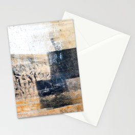 Accumulated Paint Stationery Cards