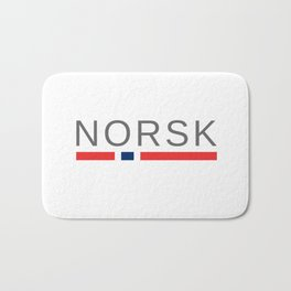 Norsk Norway Bath Mat