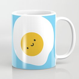 Kawaii Fried Egg Coffee Mug