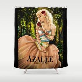 Azalée  Shower Curtain