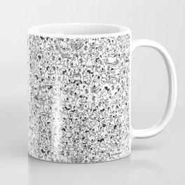 The Nudist Colony Coffee Mug