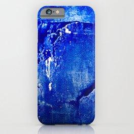 Ultramarine iPhone Case