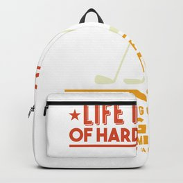 Mini Golf Golf Course Golf Course Backpack
