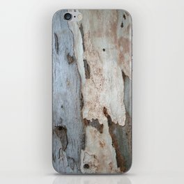 Bark Of A Eucalyptus Tree  iPhone Skin