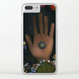 Dukkha Clear iPhone Case