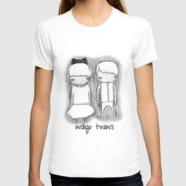 Indigo Twins T-shirt