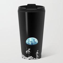 Earth Platoon Metal Travel Mug