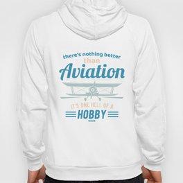 Aviation Hobby Aviation Aircraft Hoody