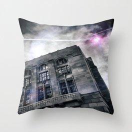 High Noon Throw Pillow