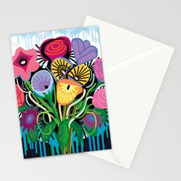 Dripping Gardens Stationery Cards