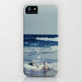 Safe to Shore iPhone Case