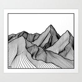 High Noon Art Print