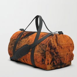 RED ROCKS - SEDONA ARIZONA Duffle Bag