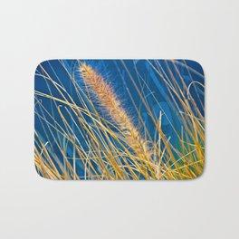Golden Grass Bath Mat