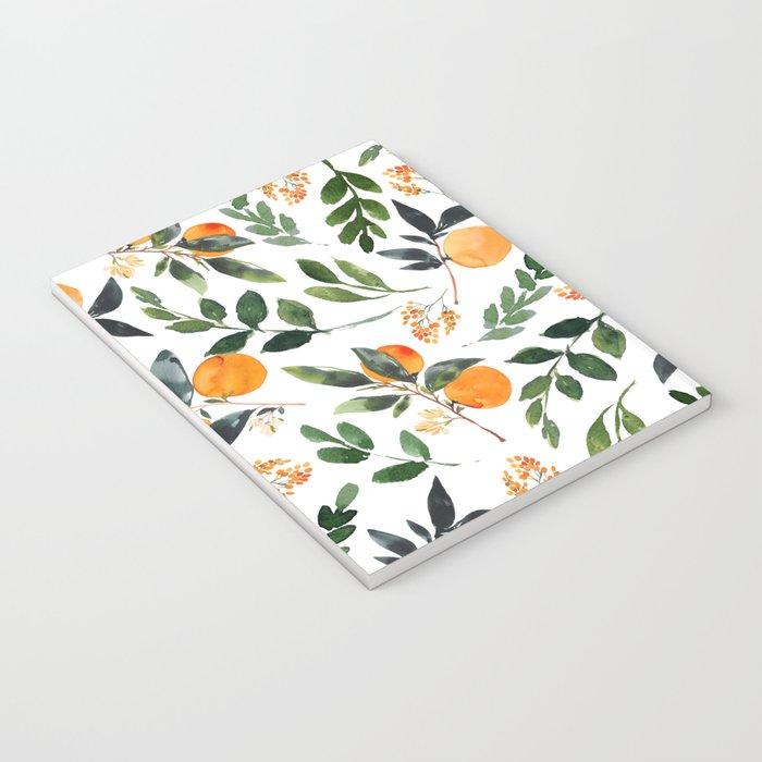 Orange Grove Notebook
