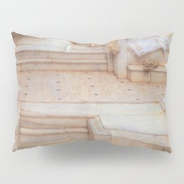 A Favourite Custom 1909 by Sir Lawrence Alma Tadema | Reproduction Pillow Sham