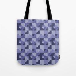 Purple Ninety Tote Bag