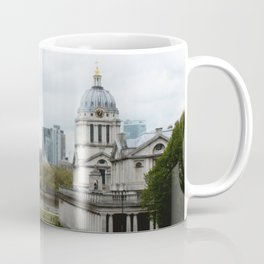View from the Queen's House Coffee Mug