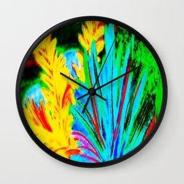 Retro Dolphin Wall Clock
