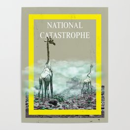 National Catastrophe Poster
