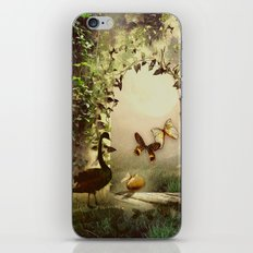 Innocence  iPhone & iPod Skin