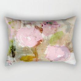 Abstract flores Rectangular Pillow