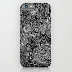 Inverse Contours iPhone 6s Slim Case