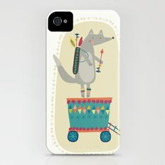 Wolf Adventure iPhone (4, 4s) Slim Case