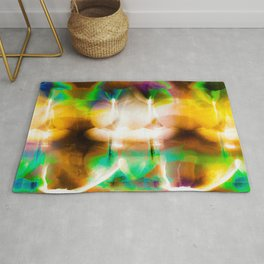 """""""The Color Of Sound: Remixed 2"""" Rug"""