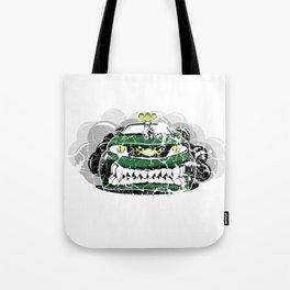 I.T. Movie Eddie's Eddy's Angry Car Shirt (Aged) Tote Bag