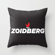 Zoidberg Throw Pillow