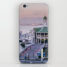 Yokohama iPhone Skin