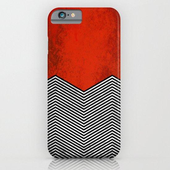 "Twin peaks ""David Lynch"" iPhone & iPod Case"