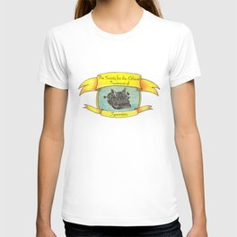 The Society for the Ethical Treatment of Typewriters T-shirt