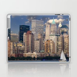 Picturesque New York City Skyline Laptop & iPad Skin