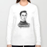 wesley bird Long Sleeve T-shirts featuring Wesley by Olechka