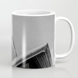 Sydney Opera House Sails Coffee Mug