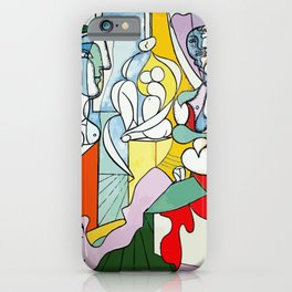Pablo Picasso The Sculptor, 1931 Artwork Shirt, Reproduction iPhone Case