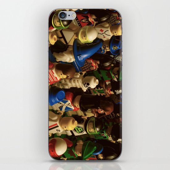 An Army of Imagination  iPhone Skin