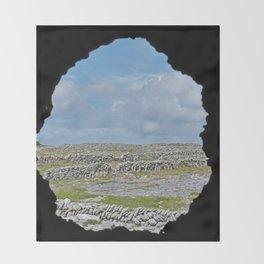 Stone Island Throw Blanket