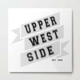 Upper West Side Metal Print