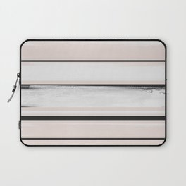 Proposal Festival Pink Texture Stripe Laptop Sleeve