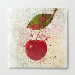 Cherry Bomb - The Runaways Metal Print
