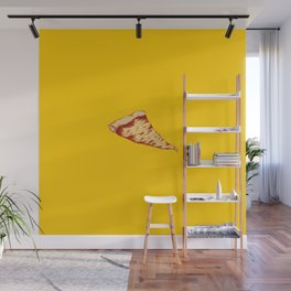 Pizza Time Wall Mural