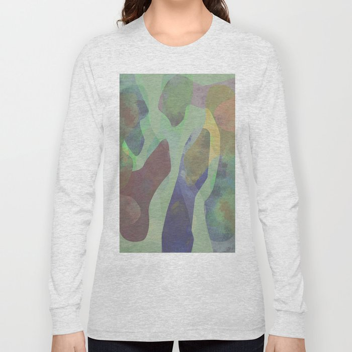 Camouflage XXI Long Sleeve T-shirt