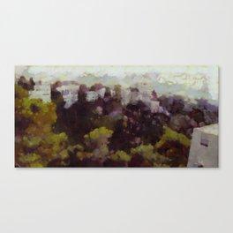 Haifa city 12 Canvas Print