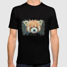 PANDA-RING TO ONE'S TASTE T-shirt